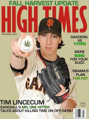 tim lincecum pot let timmy smoke